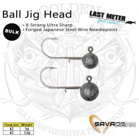 Savage Gear Ball Jig Head BULK