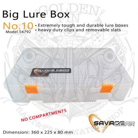 Savage Gear BIG LURE BOX