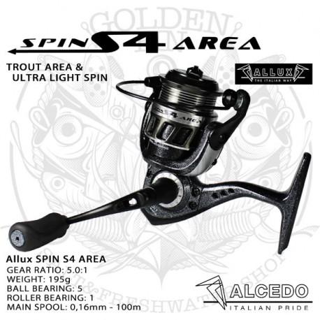ALCEDO ALLUX SPIN S4 AREA