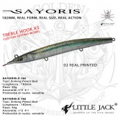 LITTLE JACK SAYORIS 182 54g