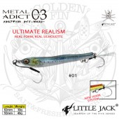 Little Jack METAL ADICT 01 30g