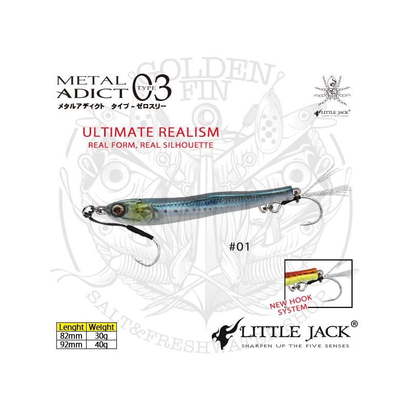 Little Jack METAL ADICT 03 30g