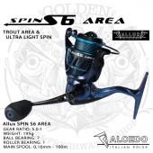 ALCEDO ALLUX SPIN S6 AREA