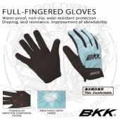 BKK FULL FINGERED GLOVES