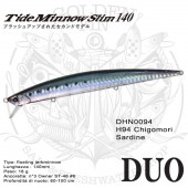 Duo TIDE MINNOW SLIM 140