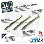 FIIISH MUD DIGGER MAXI COMBO