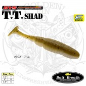 Bait Breath BYS TT SHAD 3.2""