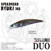 Duo SPEARHEAD RYUKI 70S