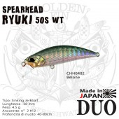 Duo SPEARHEAD RYUKI 50S SW LIMITED