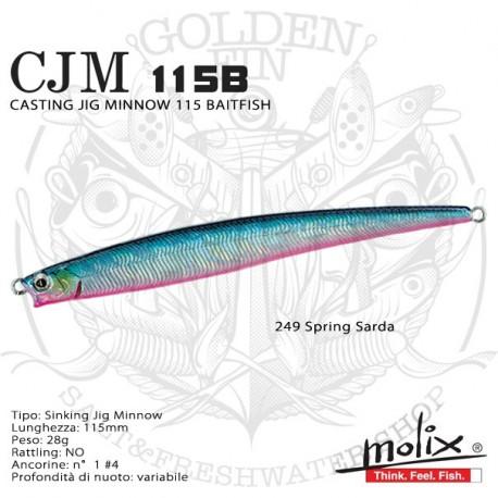 Molix CJM 115B