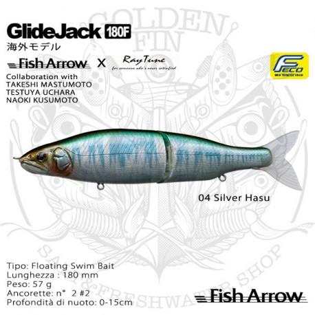 FISH ARROW GLIDE JACK 180F