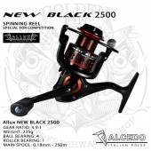 ALCEDO ALLUX NEW BLACK