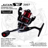 ALCEDO ALLUX S3 SPIN