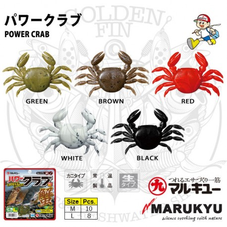 Marukyu POWER CRAB M