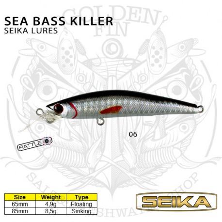 SEIKA SEA BASS KILLER 85