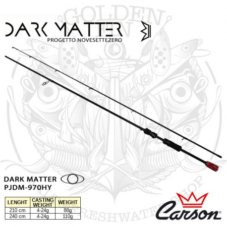 CARSON DARK MATTER 970
