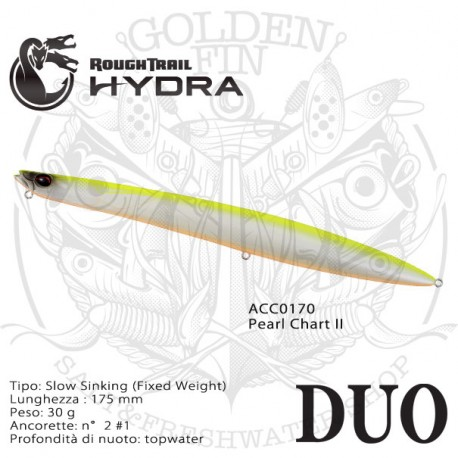 DUO ROUGH TRAIL HYDRA 175