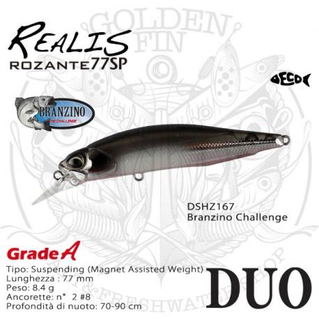 Duo REALIS ROZANTE 77SP