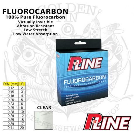P-LINE FLUOROCARBON SOFT 100M