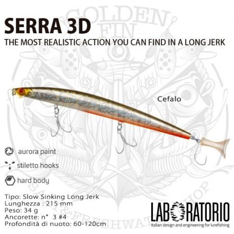 LABORATORIO SERRA 3D