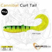 Savage Gear CANNIBAL CURL TAIL 12.5cm