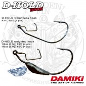 Damiki D-HOLD HOOK Weighted