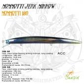 Seaspin Project Mommotti 180 SS