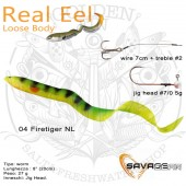 Savage Gear REAL EEL Loose Body 20cm