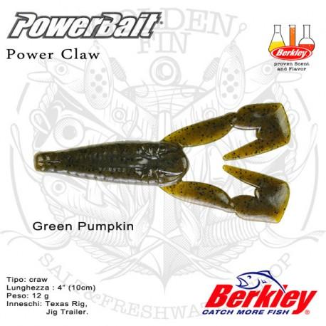 """Berkley PowerBait Power Claw 4"""""""