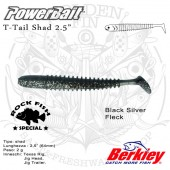 BERKLEY POWERBAIT T-TAIL SHAD 2.5""