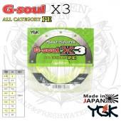 YGK G-Soul X3
