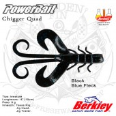 Berkley PowerBait Chigger Quad 4""