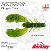 "BERKLEY POWERBAIT CHIGGER CRAW 3"""