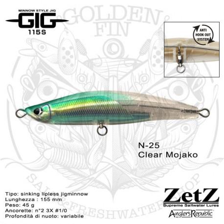 ZetZ GIG-115S