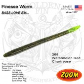 Zoom Finesse Worm