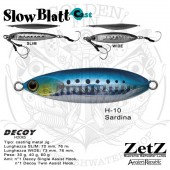 ZetZ Slow Blatt CAST Slim 30g