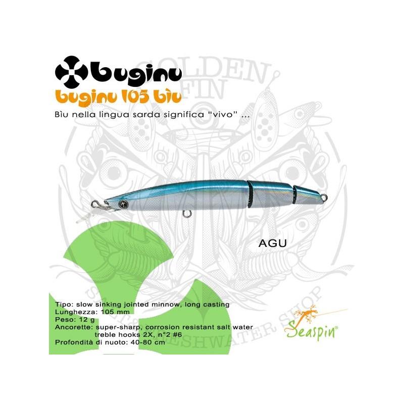 Seaspin Project Buginu 105 Bìu