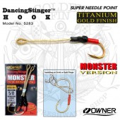 Owner DANCING STINGER Model N.5283