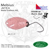 Forest MEBIUS type1 1,9g