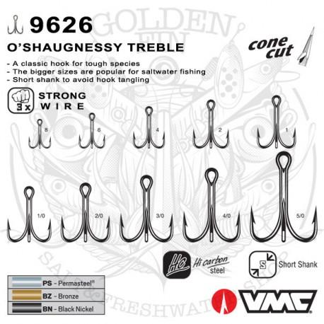 VMC O'Shaugnessy Treble 9626 PS