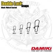Damiki DOUBLE LOCK SNAP