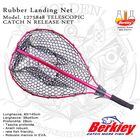 Berkley CATCH N RELEASE NET